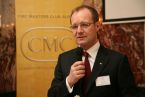 UBIT-Fachverbandsobmann Alfred Harl, CMC