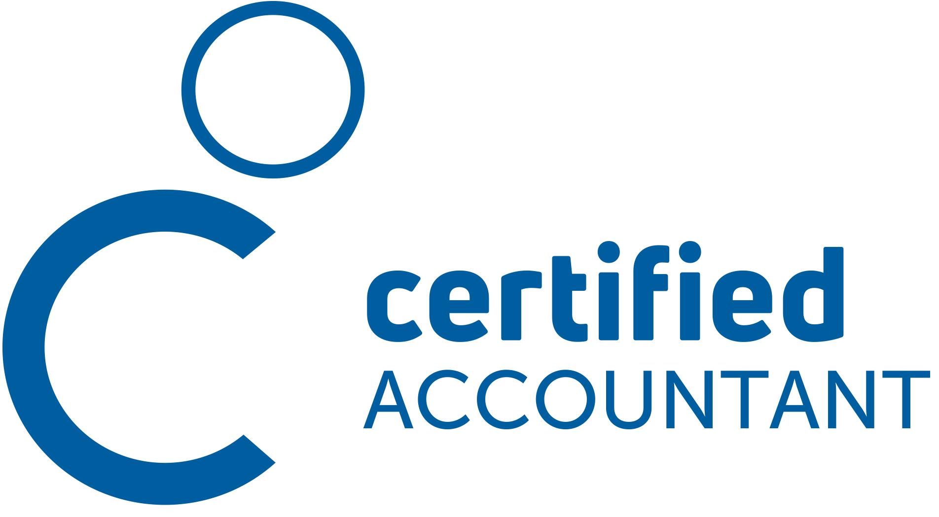 Produktlogo Zertifizierung Certified Accountant