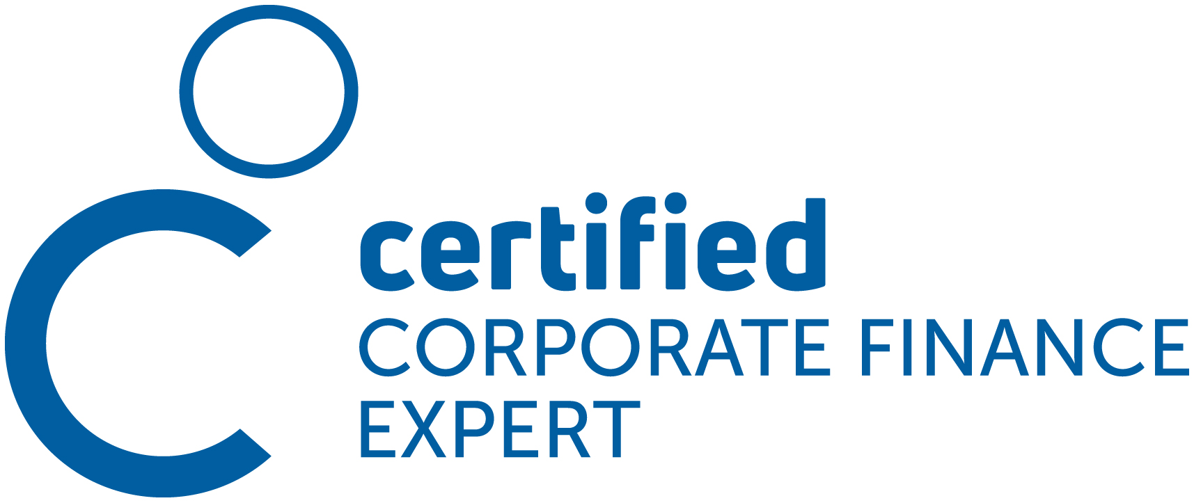 Logo Zertifizierung Certified Corporate Finance Expert