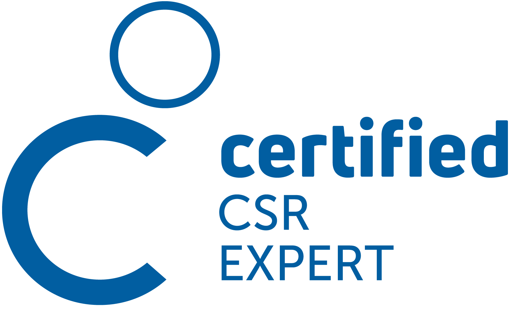 Produktlogo Zertifizierung Certified CSR Expert