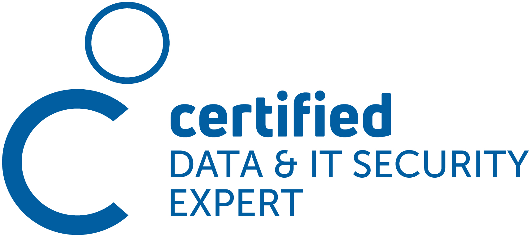 Logo Zertifizierung Certified Data & IT Security Expert