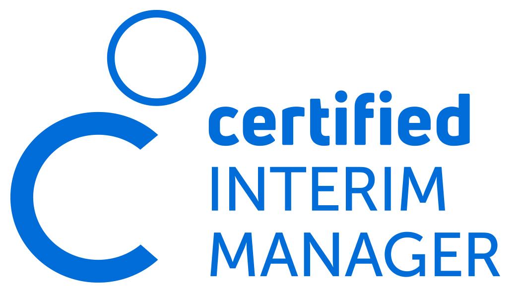 Produktlogo Zertifizierung Certified Interim Manager