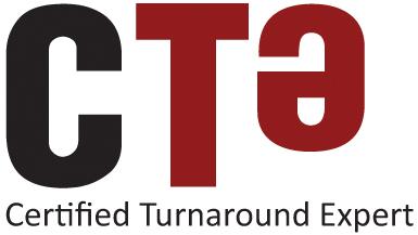 Produktlogo Zertifizierung Certified Turnaround Expert
