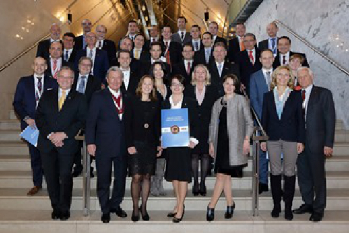 Rund 30 neue Certified Management Consultants beim 13. Österreichischen IT- und Beratertag ausgezeichnet