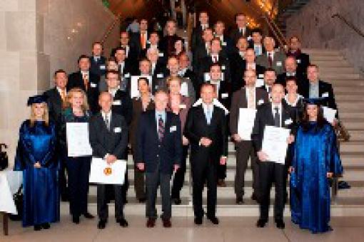 34 neue CMC beim 8. IT- und Beratertag ausgezeichnet