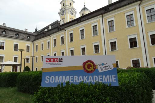 """incite-Sommerakademie: Erfolgreiche """"Weiterbildungs-Festspiele"""