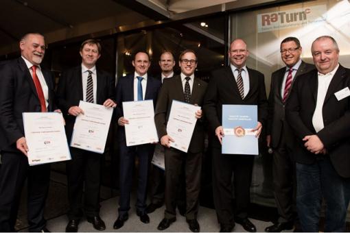 8. ReTurn-Jahrestagung ein voller Erfolg - Zertifikatsverleihung an die neuen