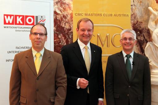 7. CMC Masters Club Standpunktdiskussion am 13. März 2014