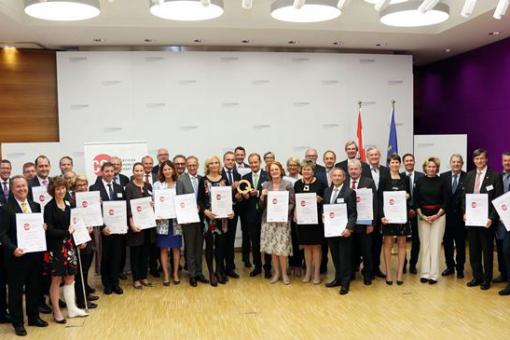 32 neue Aufsichtsratsexperten im Finanzministerium ausgezeichnet