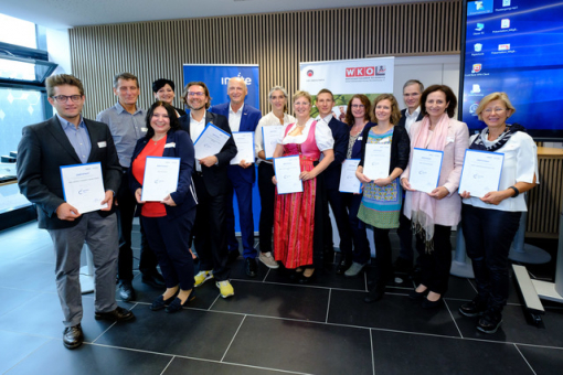 Neue Certified CSR Experts bei Business-Forum geehrt