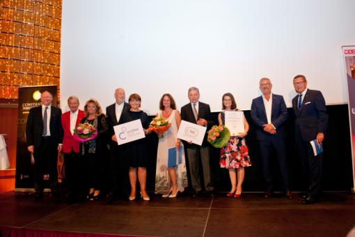 Constantinus Day 2019 in Velden: Feierliche Auszeichnung für zertifizierte Consultants
