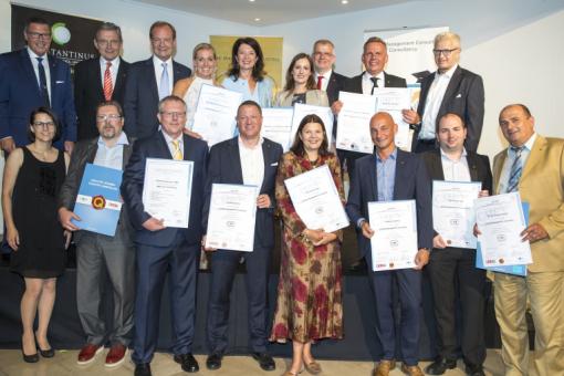 CMC-Verleihung beim Constantinus Day in Salzburg