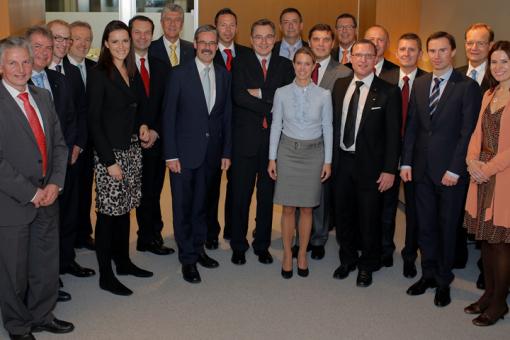 CMC-Verleihung bei der Raiffeisen NÖ-Wien