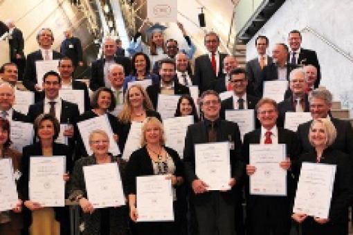 CMC-Verleihung beim 12. IT- und Beratertag
